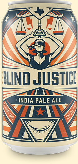 Blind Justice - India Pale Ale