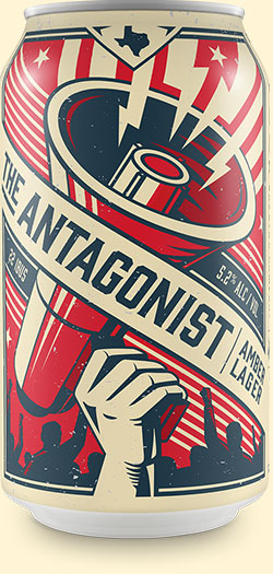 The Antagonist - Amber Lager