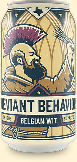 Deviant Behavior - Belgian Wit